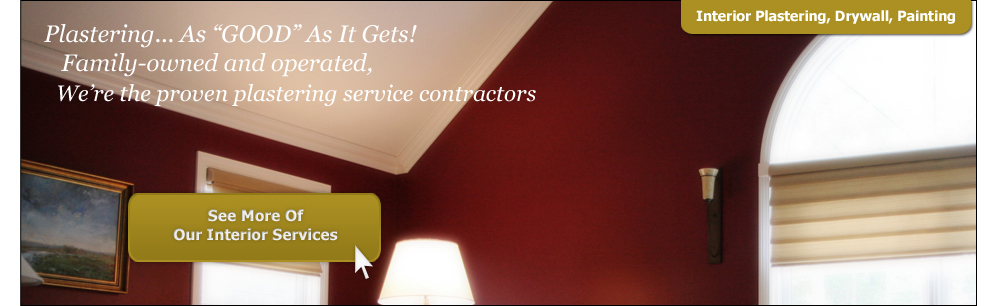 Plastering, Stucco, Painting, Columbus, Ohio, HB Good HB